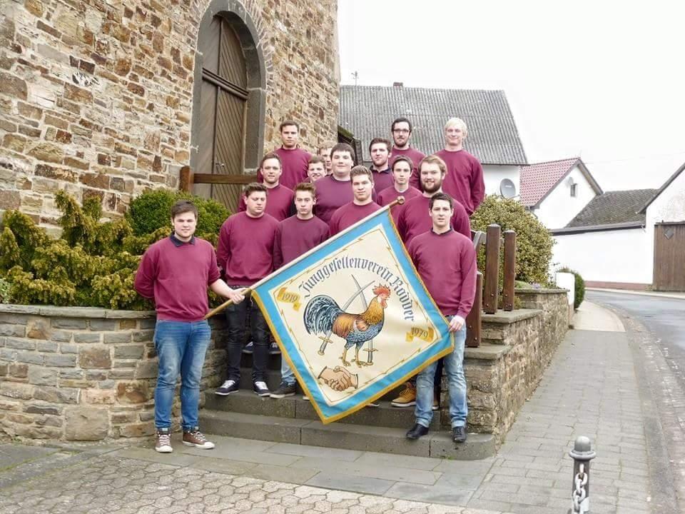JGV Rodder -Mitglieder 2016
